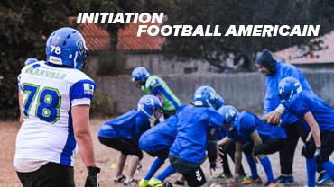 Viens découvrir le Football Américain !
